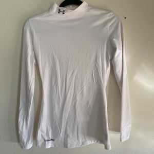 under armour cold gear mock neck